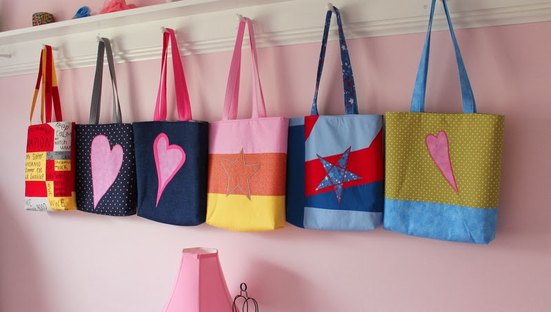 Make For Good on Hatch – Custom, Child-Designed Tote Bags