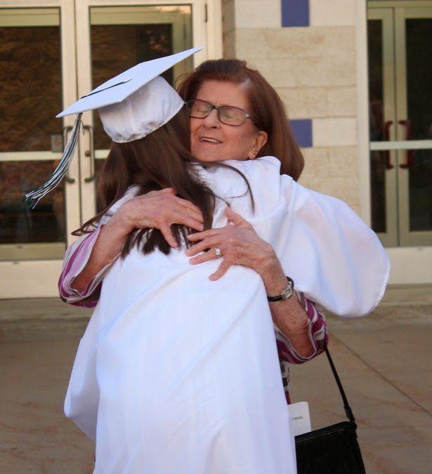 Annie's Graduation