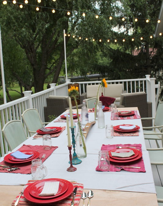 Tuscan Dinner Party – 6th Annual!