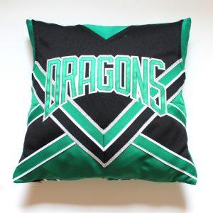 Cheerleading Memory Pillows