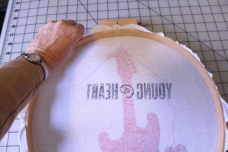T Shirt Wall Art
