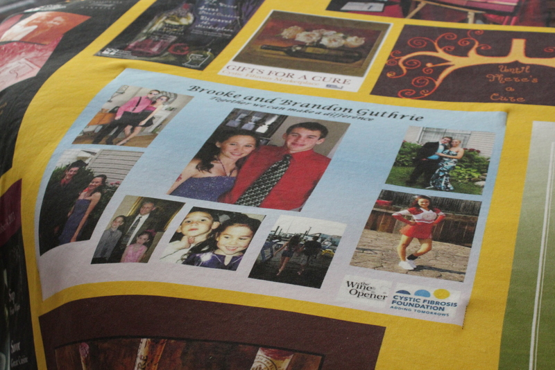 photo memory quilt blanket