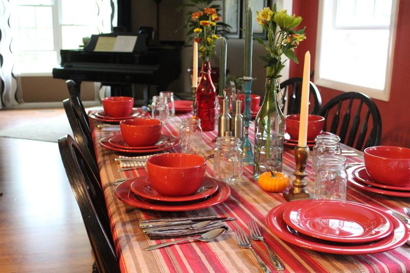 Tuscan Dinner 2016